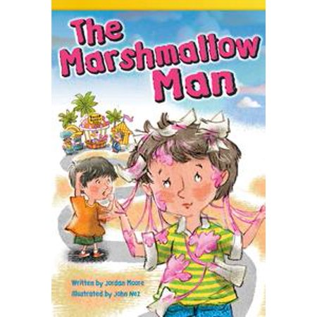 The Marshmallow Man - eBook - Baby Marshmallow Man