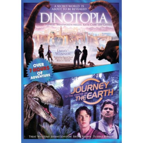 Dinotopia / Journey To The Center Of The Earth (Widescreen)