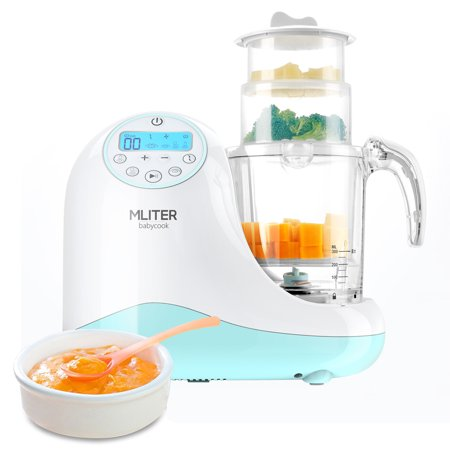 Baby Food Processor For Puree Steamer And Blender Food