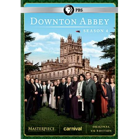 Downton Abbey: Season 4 (DVD) - Downton Abbey Grantham