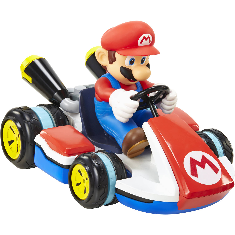 World of Nintendo Mario Kart Mini RC Racer
