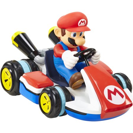 World of Nintendo Mario Kart Mini RC Racer - Mario Kart Cosplay
