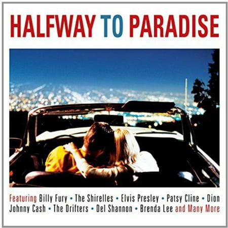 Halfway to Paradise / Various (CD)