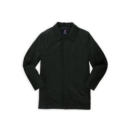 Sleeve Peacoat (Chaps Mens Car Pea Coat )