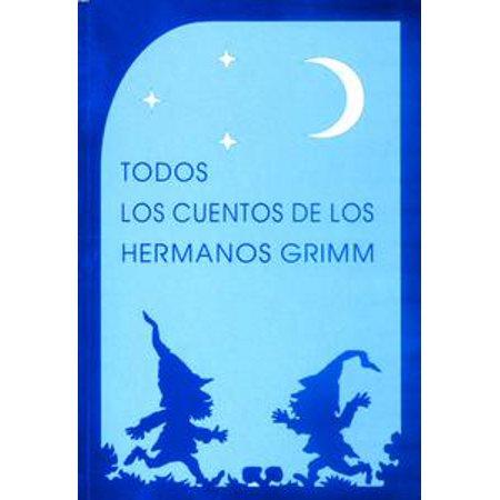 Todos los cuentos de los hermanos Grimm (Ilustrado) - - Todo Los Disfraces De Halloween