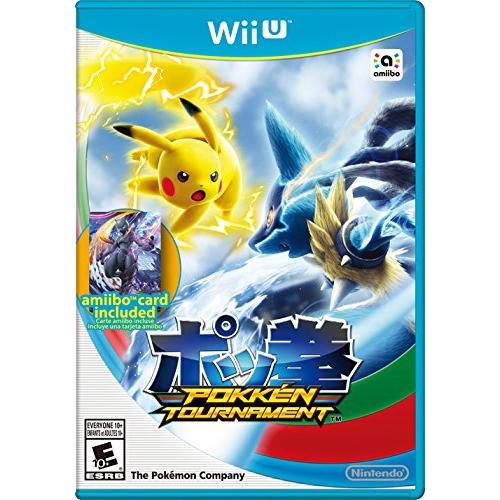 Nintendo Pokkn Tournament - Action/adventure Game - Wii U (wuprapke)