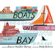 Boats on the Bay (Hardcover)
