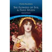 Dover Thrift Editions: The Flowers of Evil & Paris Spleen (Paperback)