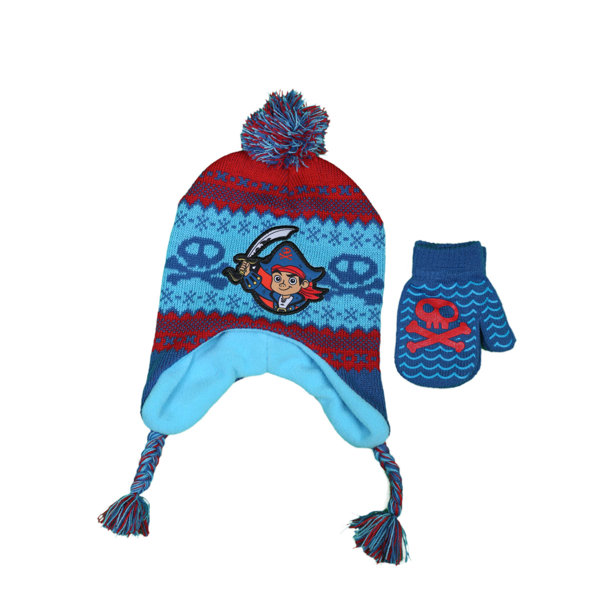 Disney - toddler - Jake Hat and Mitten Set