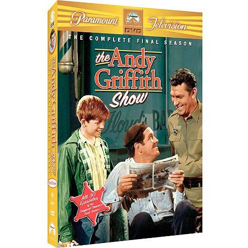TV Guide Presents: The Very Best Of Television - The Andy Griffith Show: The Complete Eighth And Final Season (Full (Best Mtv Videos Of The 80's)