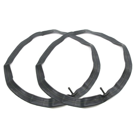 2pcs Black Rubber Cycling MTB Bike Road Bicycle Inner Tube Tire Tyre 24 x 1.95