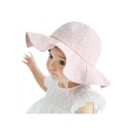 OUMY Baby Girl Sun Hat Outdoor Protected Cap 1-4Y - Hot Superhero Girls