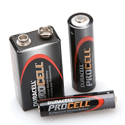 Hosa Technology PRO-AA4 AA Batteries 4 Pack