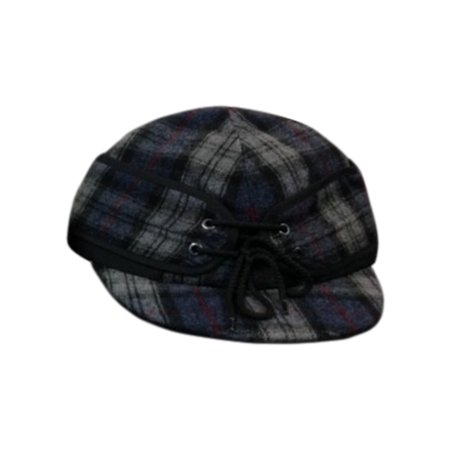 Magill Outdoor Hat Adult Wool Scotch Railroad Cap Plaid R104 - Walmart.com 9a96416a6c2