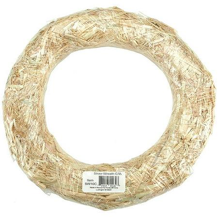 Straw Wreath - Straw Wreath Form