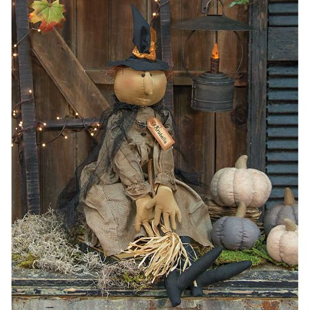 The Hearthside Collection Arabella Witch Doll