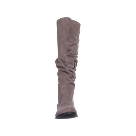 a8b31997381 Womens Steve Madden Beacon Tall Slouch Boots