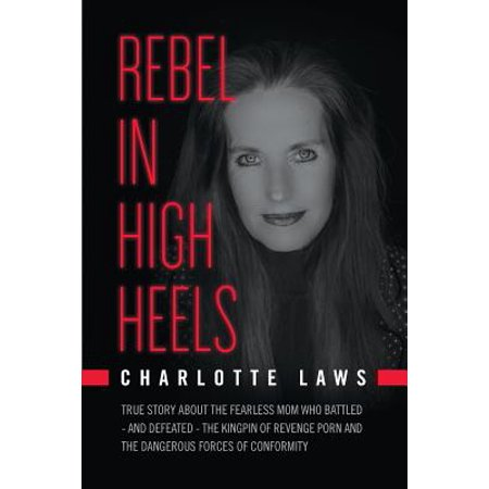 Rebel In High Heels  True Story About The Fearless Mom Who Battled And Defeated The Kingpin Of Revenge Porn And The Dangerous Forces Of Con