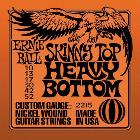 Ernie Ball Strings Shirt (Ernie Ball Skinny Top Heavy Bottom String Set)