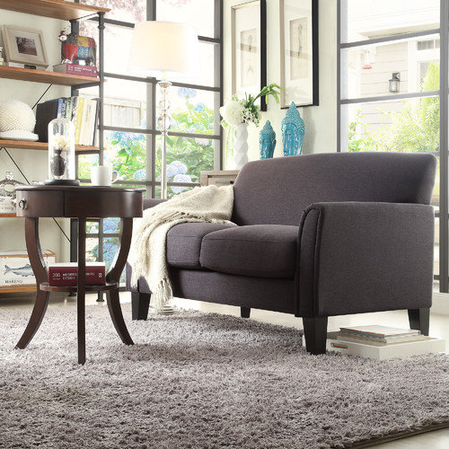 Kingstown Home Warner Loveseat Walmart Com