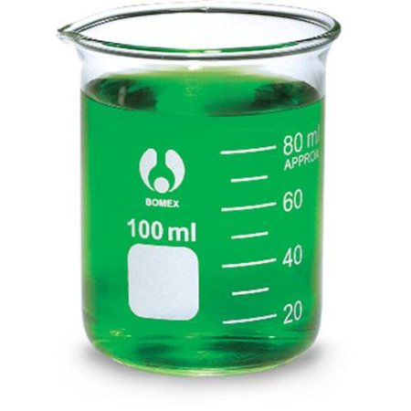 American Educational Products 7 440100 Griffin Bomex Beakers  44  100 Ml  Capacity