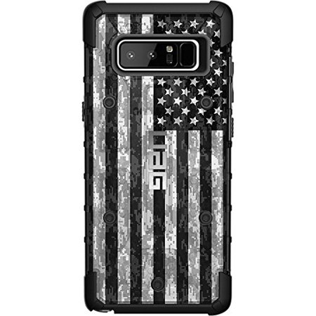 best sneakers 2c244 857d2 LIMITED EDITION - Authentic UAG- Urban Armor Gear Case for Samsung Galaxy  Note 8 Custom by EGO Tactical- USA Subdued Digital Camouflage Flag