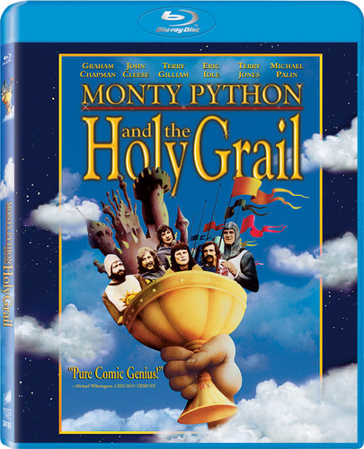 Monty Python and the Holy Grail (Blu-ray) by SONY HOME PICTURES ENT.