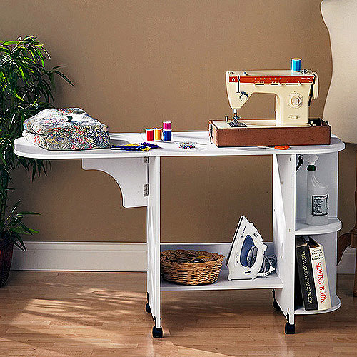 Sewing Table Set For Small Spaces Expandable Portable Sewing Machine Beauteous Small Sewing Machine Table