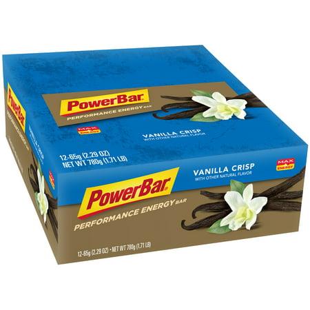 Cherry Vanilla Power Bars Recipe — Dishmaps