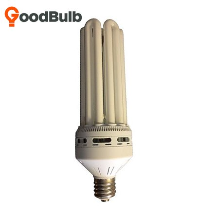 Goodbulb 125W Compact Warm Fluorescent Bulb Use Horizontal Vertical Inside Outside the Plant