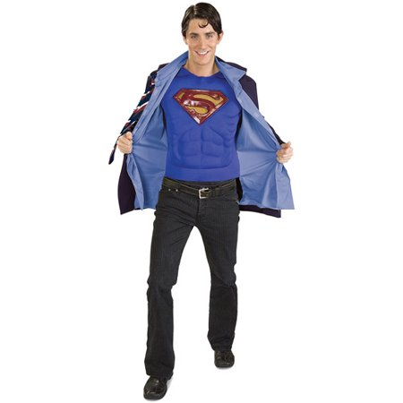 Clark Kent Superman Adult Halloween Costume