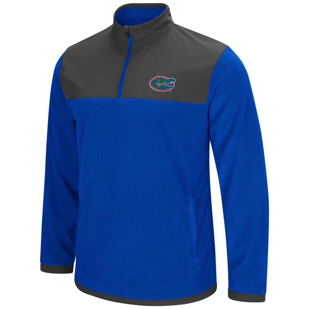 University of Florida Gators Men's Full Zip Fleece Jacket by Colosseum