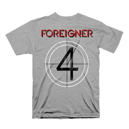 Foreigner 4 Album Cover T-Shirt - Album Tee T-shirt