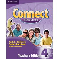Connect Second Edition: Connect Level 4 Teacher's Edition (Paperback)