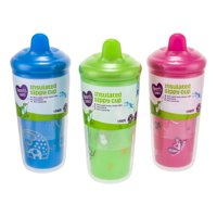 Parent's Choice Insulated Hard Spout Sippy Cup, 6+ Months, 9 fl oz, 1 Pack