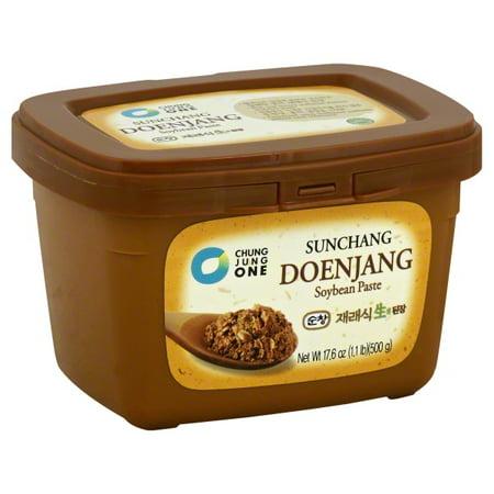 Daesang America Chung Jung One  Soybean Paste, 17.6 oz