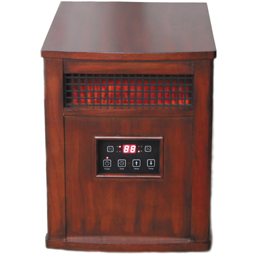 Comfort Glow Infrared Quartz Heater