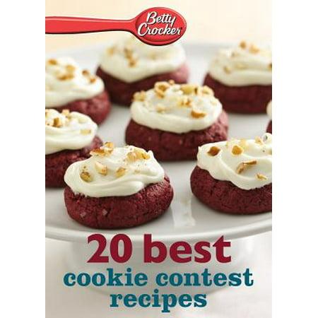 (Betty Crocker 20 Best Cookie Contest Recipes)