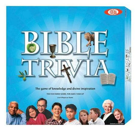 POOF Slinky TPOO-06 Ideal Bible Trivia Game