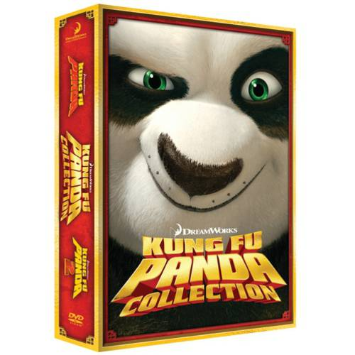 Kung Fu Panda Collection: Kung Fu Panda / Kung Fu Panda 2 / Kung Fu Panda: Secrets Of The Masters (Widescreen)