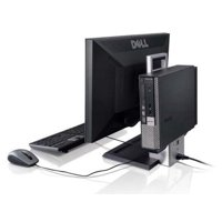 "Refurbished: Dell Optiplex 3010 AIO SFF Desktop i5 4GB 320GB HD DVD-RW Win 10 with 20"" LCD"