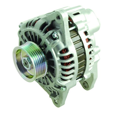 NEW ALTERNATOR for Mitsubishi 2.0 2.0L LANCER 03 04 05 06 2003 2004 2005 (2004 Mitsubishi Lancer Alternator)