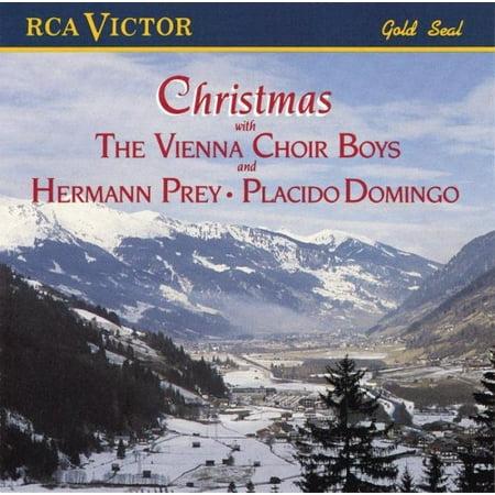 Christmas with Vienna Choir Boys ()