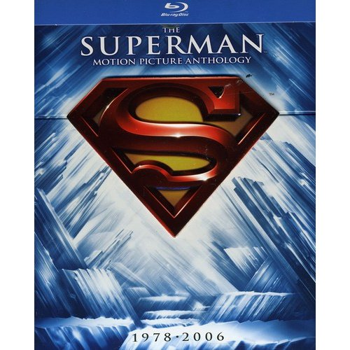 The Superman Motion Picture Anthology 1978-2006 (Blu-ray) (Widescreen)