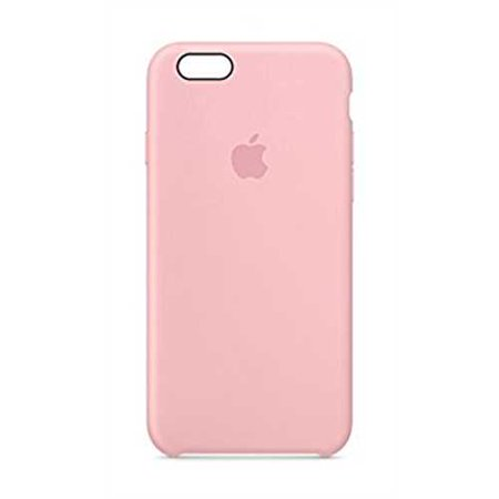 Apple Silicone Case for iPhone 6s - Pink Sand