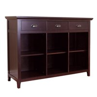 """Lindendale 3 Drawers 54"""" W. bookcase"""