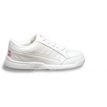 BSI Girls Sport Basic White - Shoe Size: 01 (Youth) ()
