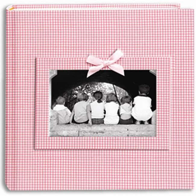 Pioneer Photo Albums Pioneer 200-pocket Gingham Photo Album (Pack of 2)