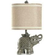 Better Homes & Gardens Elephant Table Lamp, Gray