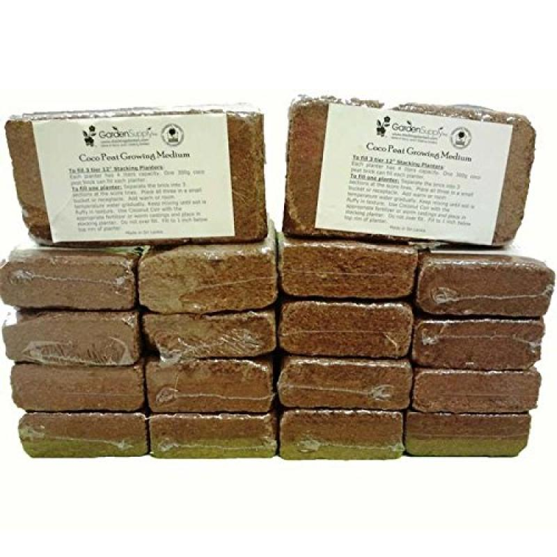 Coconut Coir Compost and Soil Amendments by